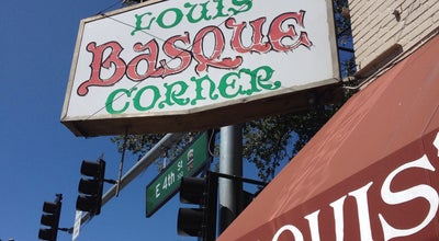 Photo of Spanish Restaurant Louis' Basque Corner at 301 E 4th St, Reno, NV 89512, United States