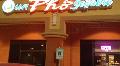 Photo of Vietnamese Restaurant unPhogettable at 66 S Dobson Rd, Mesa, AZ 85202, United States