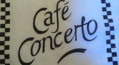 Photo of Cafe Cafe Concerto at 21 High Petergate, York YO1 7EN, United Kingdom