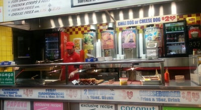 Photo of Fast Food Restaurant Papaya Dog at 333 Avenue Of The Americas, New York, NY 10014, United States