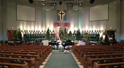 Photo of Church Concord Baptist Church at 3724 W Truman Blvd, Jefferson City, MO 65109, United States