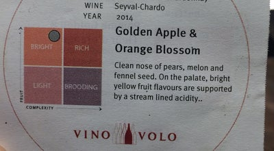 Photo of Wine Bar Vino Volo at Gate 52 / International Area, Canada
