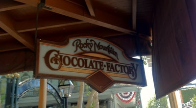 Photo of Dessert Shop Rocky Mountain Chocolate Factory at 1039 2nd St., Sacramento, CA 95814, United States