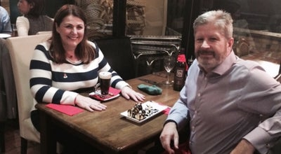 Photo of Italian Restaurant Calzone at United Kingdom