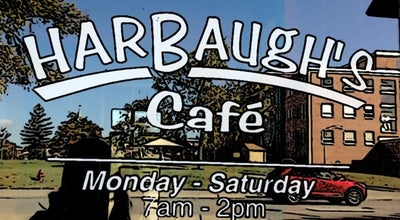 Photo of Breakfast Spot Harbaugh's Cafe at 901 S Illinois Ave, Carbondale, IL 62901, United States