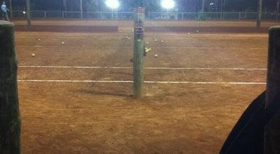 Photo of Tennis Court Eco Play at Senador Petrônio Portela, Maringá, Brazil