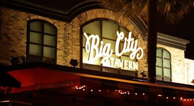 Photo of American Restaurant Big City Tavern at 609 E Las Olas Blvd, Fort Lauderdale, FL 33301, United States