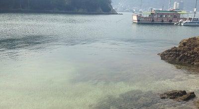 Photo of Beach 仙酔島 (Sensuijima) at 鞆の浦, 福山市, Japan