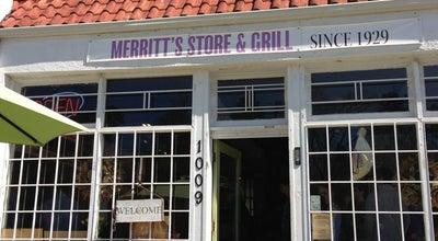 Photo of Sandwich Place Merritt's Store and Grill at 1009 S Columbia St, Chapel Hill, NC 27514, United States