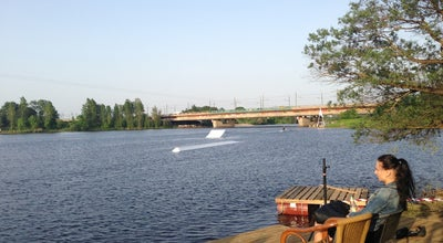 Photo of Water Park Riga Wake Park at Lucavsala, Rīga LV-1003, Latvia