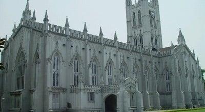 Photo of Church St. Paul's Cathedral at 1a, Cathedral Rd, Kolkata 700071, India