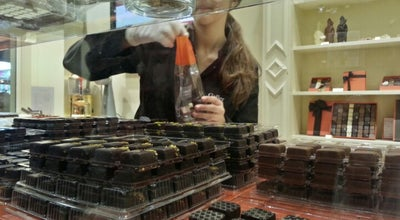 Photo of Chocolate Shop Galler at Boterstraat 44 Rue Au Beurre, Bruxelles / Brussel 1000, Belgium