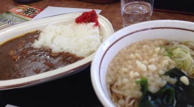 Photo of Ramen / Noodle House 山田うどん 残堀店 at 残堀5-95-3, 武蔵村山市 208-0034, Japan