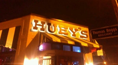 Photo of Burger Joint Huey's Restaurant at 1927 Madison Ave, Memphis, TN 38104, United States