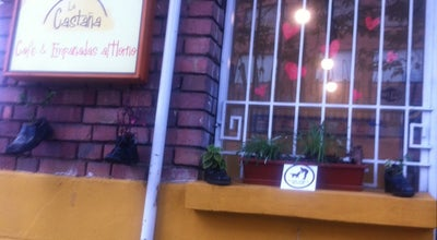 Photo of Breakfast Spot La Castaña Empanadas al Horno at Calle 57 # 5-17 Chapinero Alto, Bogotá, Colombia