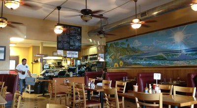 Photo of Cafe Swami's Cafe at 8284 La Mesa Blvd, La Mesa, CA 91942, United States