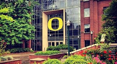 Photo of University University of Oregon at 1585 E 13th Ave, Eugene, OR 97403, United States