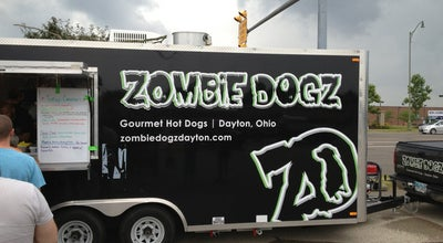 Photo of Food Truck Zombie Dogz at Kettering, OH, United States