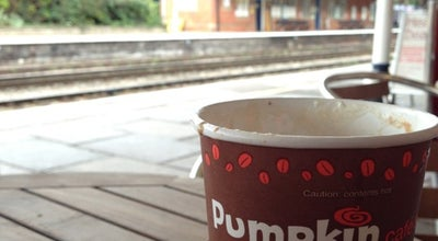 Photo of Diner Pumpkin (Station) Cafe at Station Approach, Hereford HR 1 1, United Kingdom