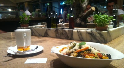 Photo of Italian Restaurant Vapiano at The Dubai Mall, Dubai, United Arab Emirates
