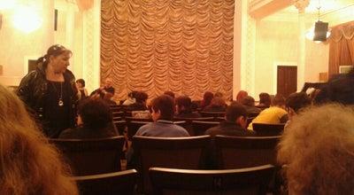 Photo of Music Venue Rashid Behbudov Theater at Rashid Behbudov Str., Baku, Azerbaijan