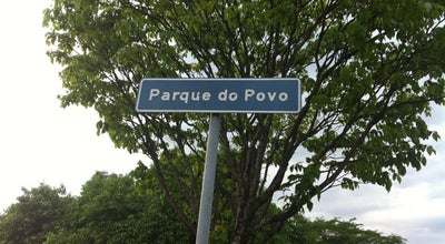 Photo of Park Parque do Povo at Av. Quatorze De Setembro, Presidente Prudente 19015-770, Brazil