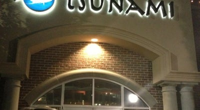 Photo of Sushi Restaurant Tsunami Restaurant & Sushi Bar at 10722 S River, South Jordan, UT 84095, United States