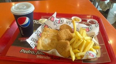 Photo of Burger Joint Pedro, Juan y Diego at Mall Portal Osorno, Osorno, Chile