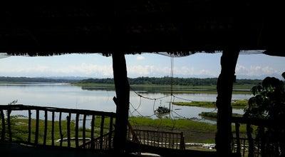 Photo of Lake Paoay Lake, Ilocos Norte at Philippines