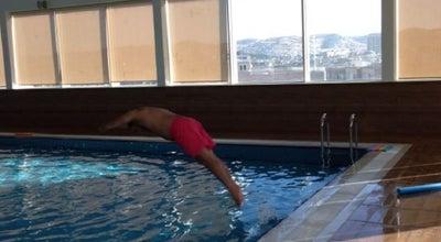 Photo of Pool Nevali Otel Havuz Başı at Turkey