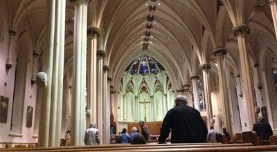 Photo of Church Saint Mary's Cathedral Basilica at NS, Canada