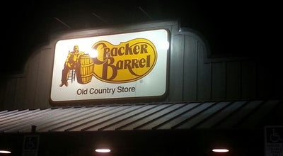 Photo of American Restaurant Cracker Barrel Old Country Store at 11019 Shadow Creek Pkwy, Pearland, TX 77584, United States