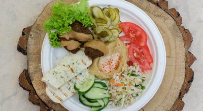 Photo of Vegetarian / Vegan Restaurant GREEN13 Vegano Hooligano at Бессарабська Пл., 2, Київ 01004, Ukraine