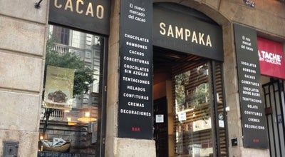 Photo of Chocolate Shop Cacao Sampaka at Consell De Cent, 292, Barcelona 08007, Spain