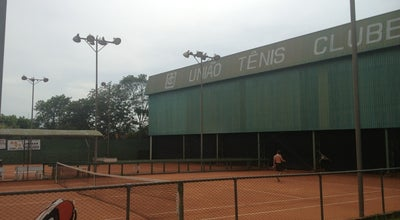 Photo of Tennis Court União Tênis Clube at Brazil