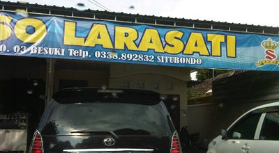 Photo of Meatball Place Bakso Larasati at Jl. Mawar, Situbondo, Indonesia