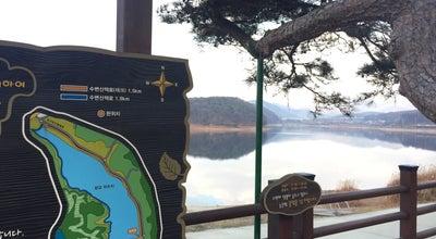 Photo of Lake 광교저수지 at 수원시 장안구 하광교동 351, 수원시, South Korea