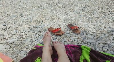 Photo of Beach Jezinac at Croatia