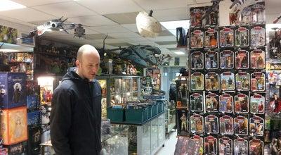 Photo of Toy / Game Store Gadget at Dampoortstraat 12, Gent 9000, Belgium