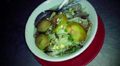 Photo of Asian Restaurant Bakso & Soto Pak Wariyun at Jl. Taman Parkir, Wonosari, DI Yogyakarta, Indonesia