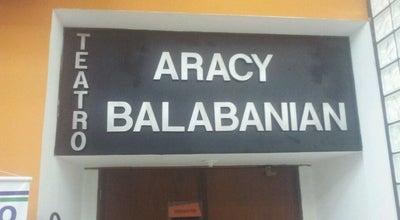 Photo of Theater Teatro Aracy Balabanian at Centro Cultural José Octavio Guizzo, Campo Grande 79002-081, Brazil