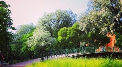 Photo of Park Московский парк Победы at Московский Просп., 188, Санкт-Петербург, Russia