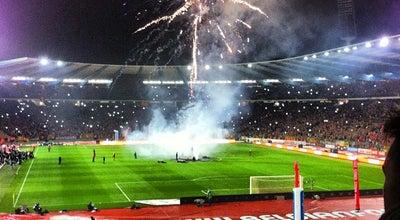 Photo of Soccer Stadium Koning Boudewijnstadion / Stade Roi Baudouin at Avenue De Marathonlaan 135, Laken 1020, Belgium