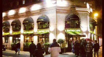 Photo of Steakhouse L'Entrecôte at 2 Rue Du Couëdic, Nantes 44000, France