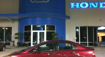 Photo of Other Venue Moss Honda at 1407 Surrey St, Lafayette, LA 70501, United States