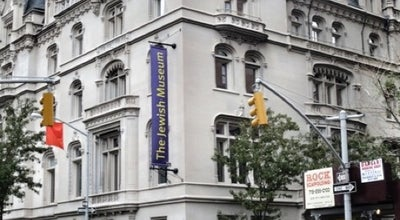 Photo of Museum The Jewish Museum at 1109 5th Ave, New York, NY 10128, United States