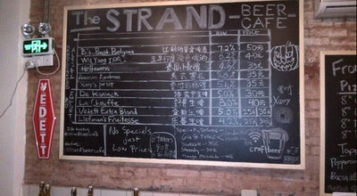 Photo of Pub The Strand Beer Café at 寺右新马路南三街三巷6号, Guangzhou, Gu, China