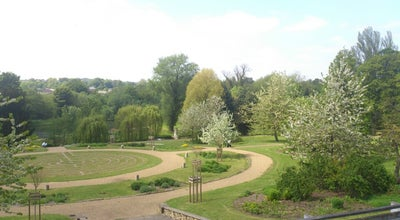 Photo of Park Wensum Park at Drayton Road, Norwich, United Kingdom