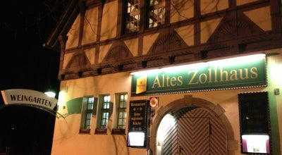 Photo of Wine Bar Altes Zollhaus at Carl-herz-ufer 30, Berlin 10961, Germany