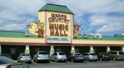 Photo of Concert Hall Grand Country Music Hall at 1945 W 76 Country Blvd, Branson, MO 65616, United States